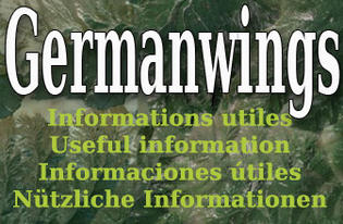 Crash A320 Germanwings : informations utiles