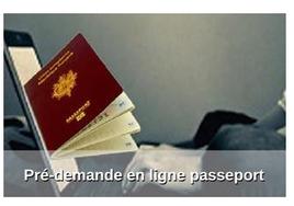 feu vert pour les pr demandes de passeport en ligne actualit s accueil les services de. Black Bedroom Furniture Sets. Home Design Ideas