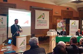 Participation d 39 olivier jacob l 39 assembl e g n rale de la - Chambre d agriculture de la manche ...
